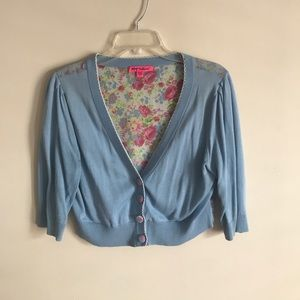 Beaty Johnson cardigan