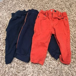 Other - 3 pair 9 month pants