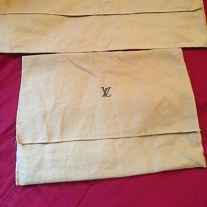 Other - Louis Vuitton Dust Bag only