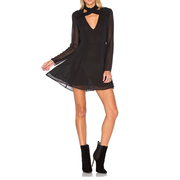 Privacy Please Dresses & Skirts - Privacy Please Gilette Dress in Black
