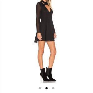 Privacy Please Dresses - Privacy Please Gilette Dress in Black