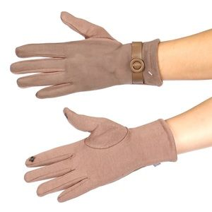 Accessories - 🎁FAUX SUEDE TOUCH SCREEN GLOVES🎁