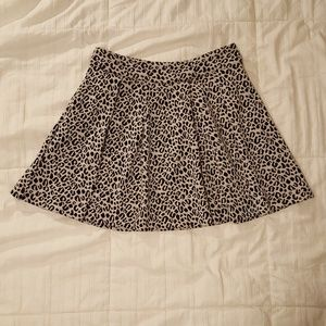 Cooperative Skirts - Cute Animal Print Skater Skirt from UO
