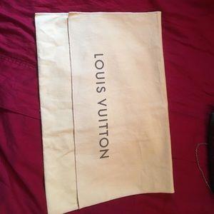 Other - Louis Vuitton dust bag