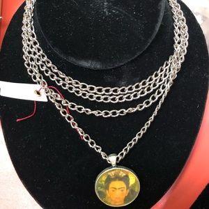 Jewelry - Frida Handmade necklace