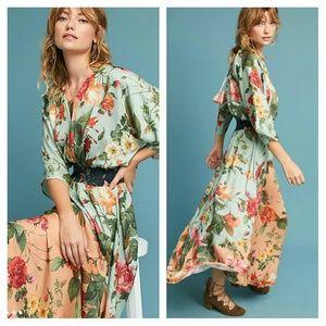 69e347ceb4ec7 Anthropologie Dresses - Anthropologie Farm Rio Marilla Maxi Dress