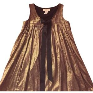 BB Dakota Gold Dress