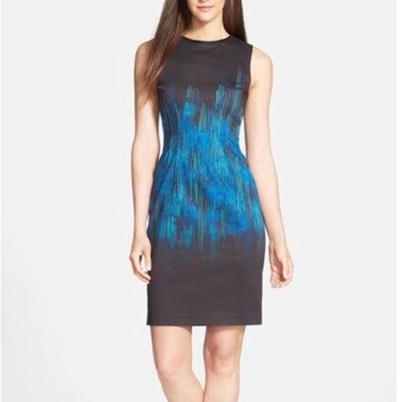 6a6c4ab42cca1 Elie Tahari Dresses & Skirts - Elie Tahari Emory Sleeveless Sheath Dress