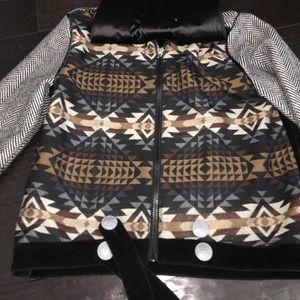 OneTeaspoon Jackets & Coats - OneTeaspoon Tapestry Jacket
