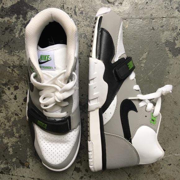 new style ae9de 58099 Nike Chlorophyll Air Trainer 1 Mid Premium OG. M 59f0e11313302ae92c01d82b