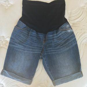 Liz Lange Maternity Bermuda Shorts - XS