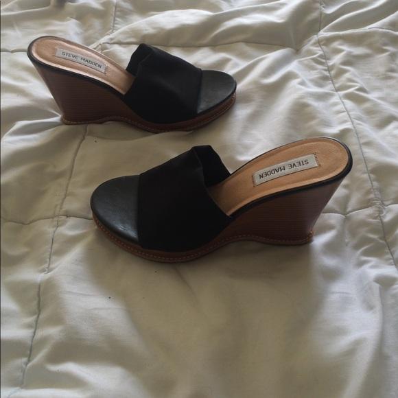 15cde2d7d47 Steve Madden Shoes - Steve Madden Cinky Heels Size 8
