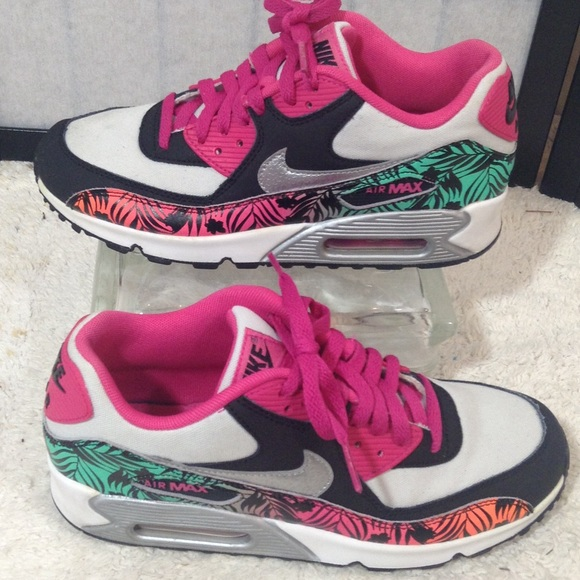 Nike Air Max 90 Print GS sneakers
