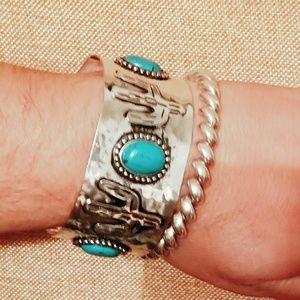 Jewelry - Southwestern Boho Cuff