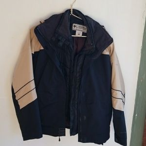Columbia Titanium Jacket  (two in one)