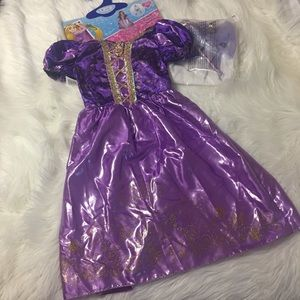 Other - Disney's princess tangled dress costume