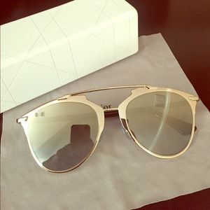 Authentic Dior Reflected Sunglasses