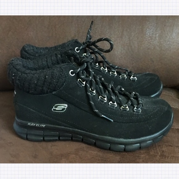b5b4691012 New Skechers Flex Elite Women s Athletic Shoes