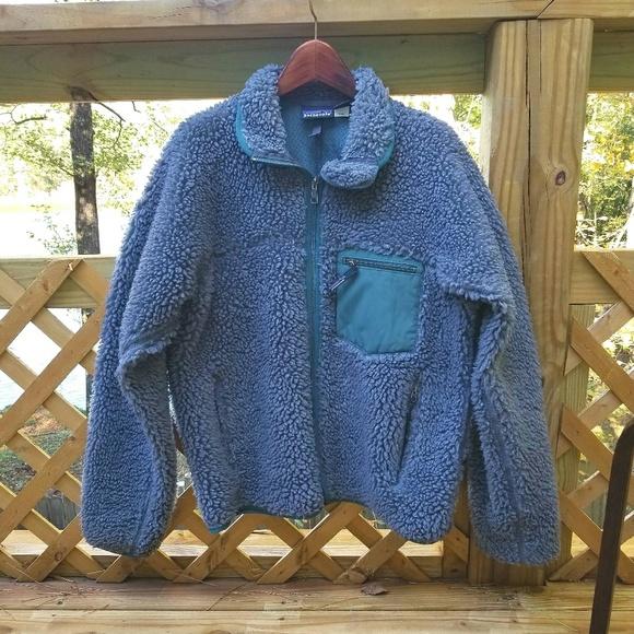 6c2660f3 Men's Patagonia Retro Pile Fleece Zip-up Jacket. M_59f0f7179c6fcff9cc002ebf