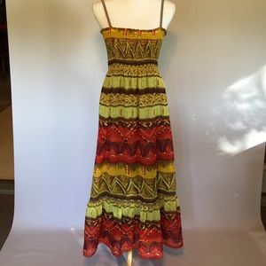 Dresses & Skirts - Southwest Maxi Dress