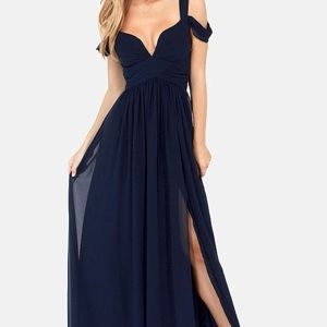 Dresses & Skirts - Lulu dress gorgeous!!