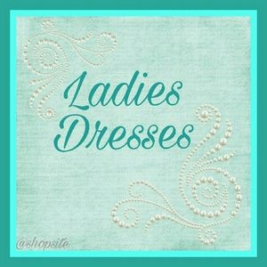 🌼 Ladies Dresses, Etc., are New or Nearly New