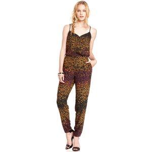 Jessica Simpson Floral Jumpsuit
