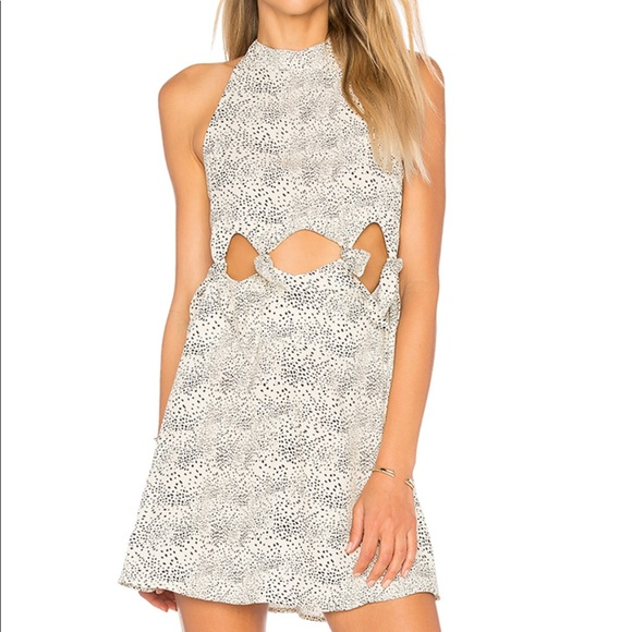 Beach Riot Dresses & Skirts - Beach Riot x Revolve Kenna Dress in Dot