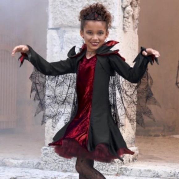 Make An Offer. M_59f10c00f739bcd868007629  sc 1 st  Poshmark & Wishcraft Costumes   Vampire Black Widow Dracula 4t Costume   Poshmark