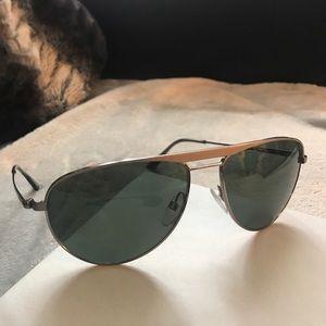 Tom Ford William polarized aviator sunglasses