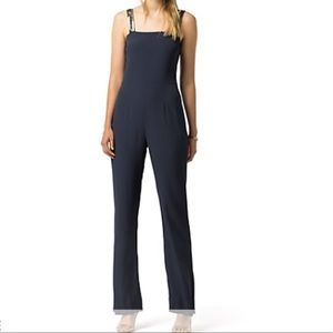 Tommy x Gigi Navy Jumpsuit