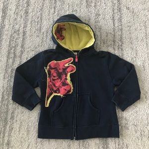 PAUL FRANK WARHOL hoodie