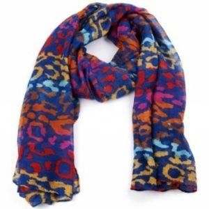 Bright Colored Scarf