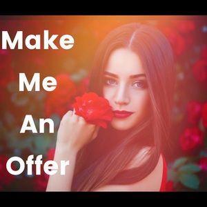 Other - Make me an offer❤️😘