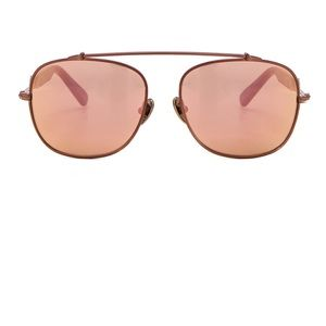 Malcom No Middle 55mm aviator
