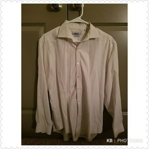 DKNY Slim Fit Button Up