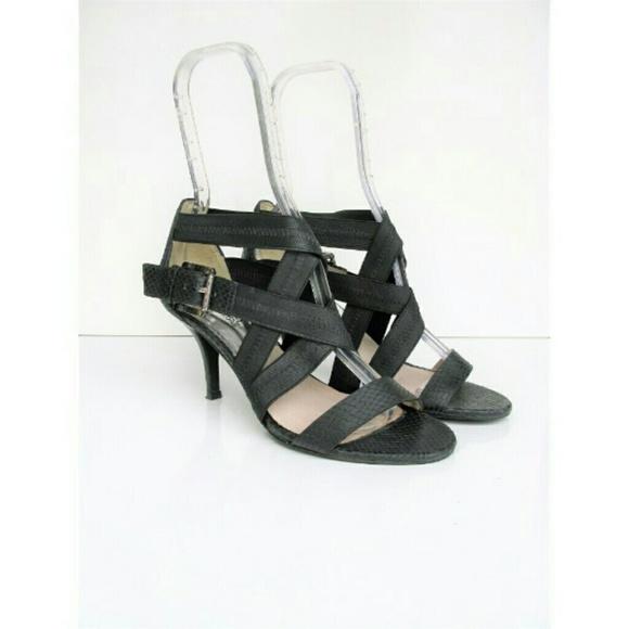 8205db4f2ba0 MICHAEL Michael Kors Shoes - MICHAEL Michael Kors Strappy Sandal 7.5