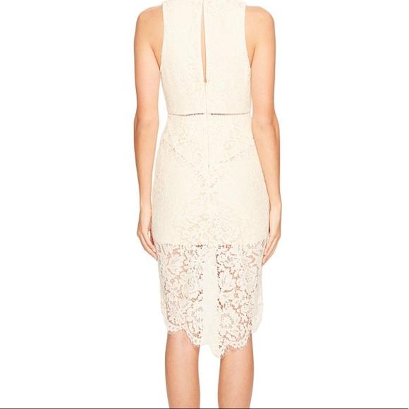 Astr Dresses - Astr Caroline Dress in Vintage Cream