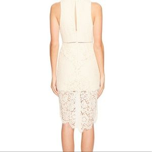 Astr Dresses - Astr Caroline Dress in Vintage Cream