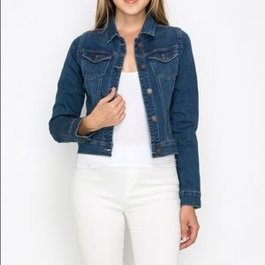 Jackets & Blazers - Blue Denim Jacket