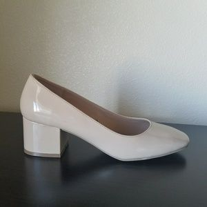 White Mountain Nude Shoes