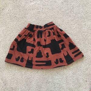 Omamimini Winter Skirt