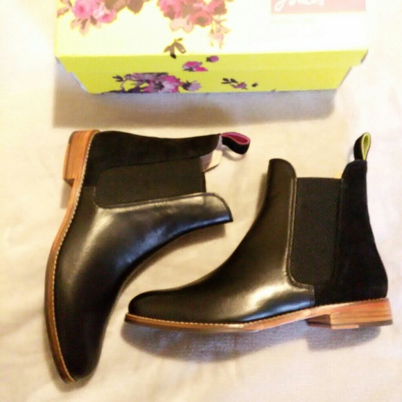 f2cf00033 Joules Shoes | Westbourne Leather Chelsea Boots | Poshmark