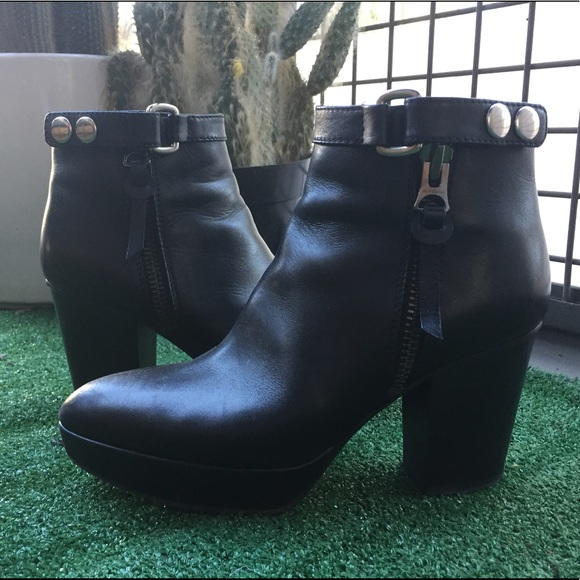 cd53a280696 Acne Sudios Orbit boots 38 black