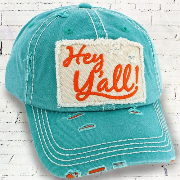 Distressed Turquoise  Hey Y all!  Hat 819b1f1699de