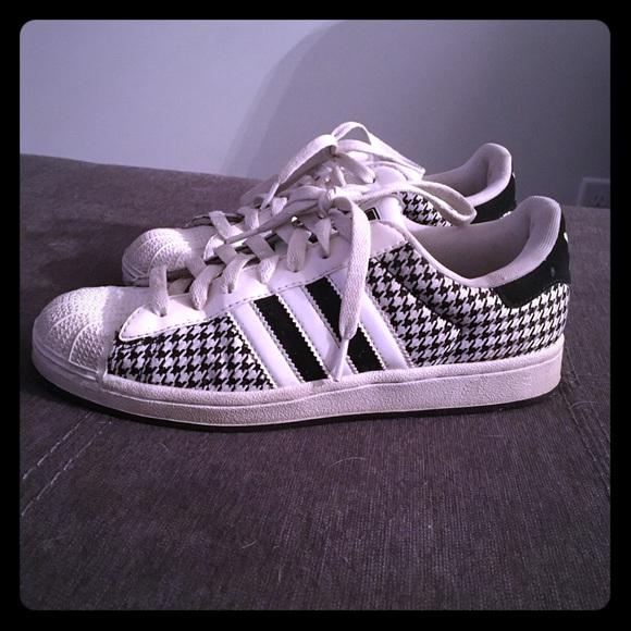 Adidas 10910 Superstar Sneakers Houndstooth Houndstooth Sneakers afcc60c - generiskmedicin.website