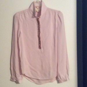 Kate Spade pink blouse