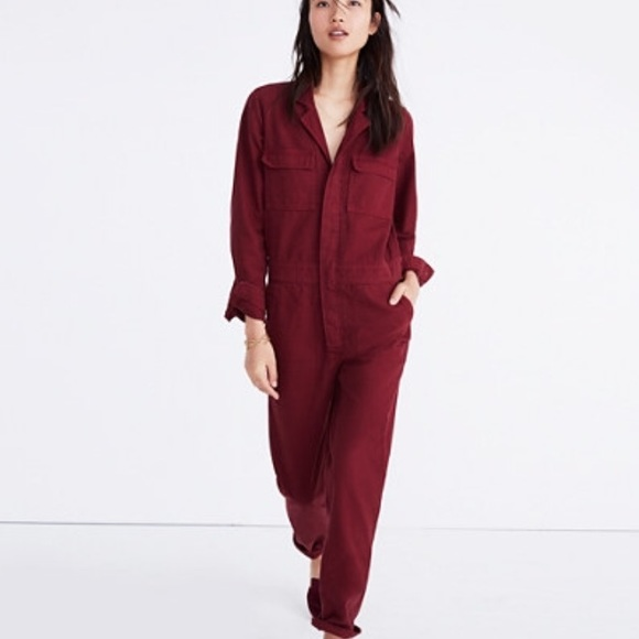 7d121ee4355d Madewell Pants - Madewell coverall jumpsuit
