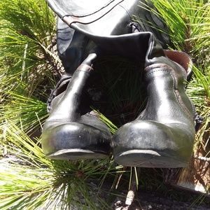 0a396dff705a Earthies Shoes - Earthies Newcastle Tall Boots - Leather Woman EUC