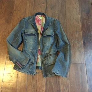 John Carlisle denim jacket